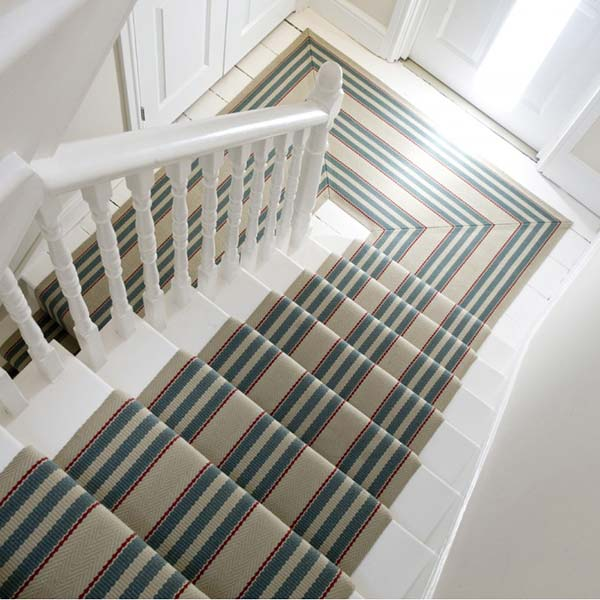 Wovwn stair carpets runners uppingham carpet company for What is the best carpet for stairs high traffic